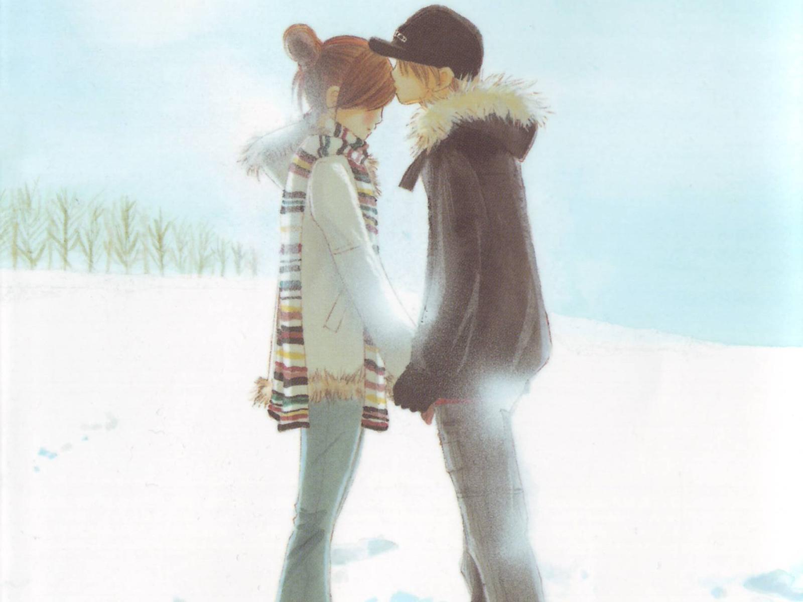 acak Lovey Dovey Snow Picture