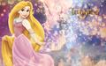 disney-princess - Rapunzel's Tower wallpaper