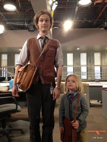 Reid & Henry - criminal-minds Photo