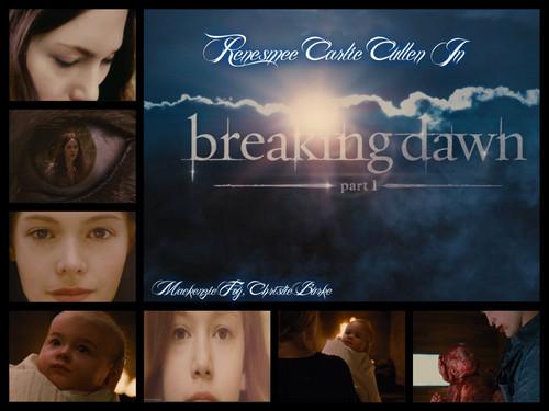 Renesmee Carlie Cullen in BDP1
