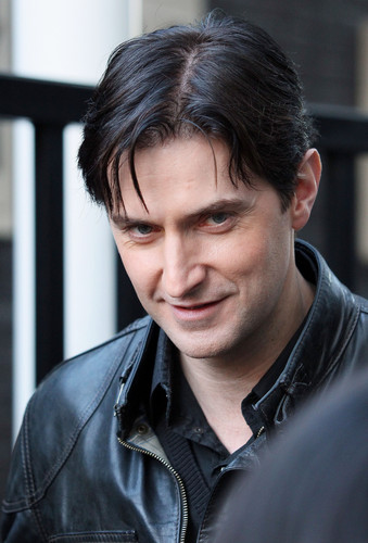 Richard Armitage | Outside ITV and BBC Studios