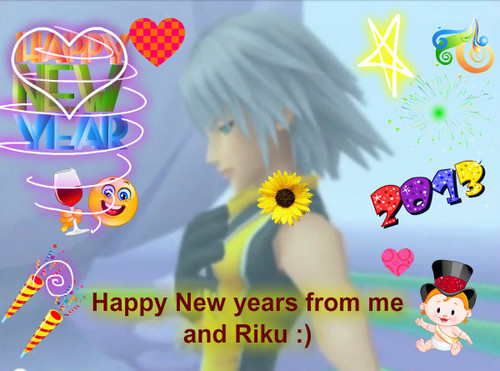 Riku is so cute