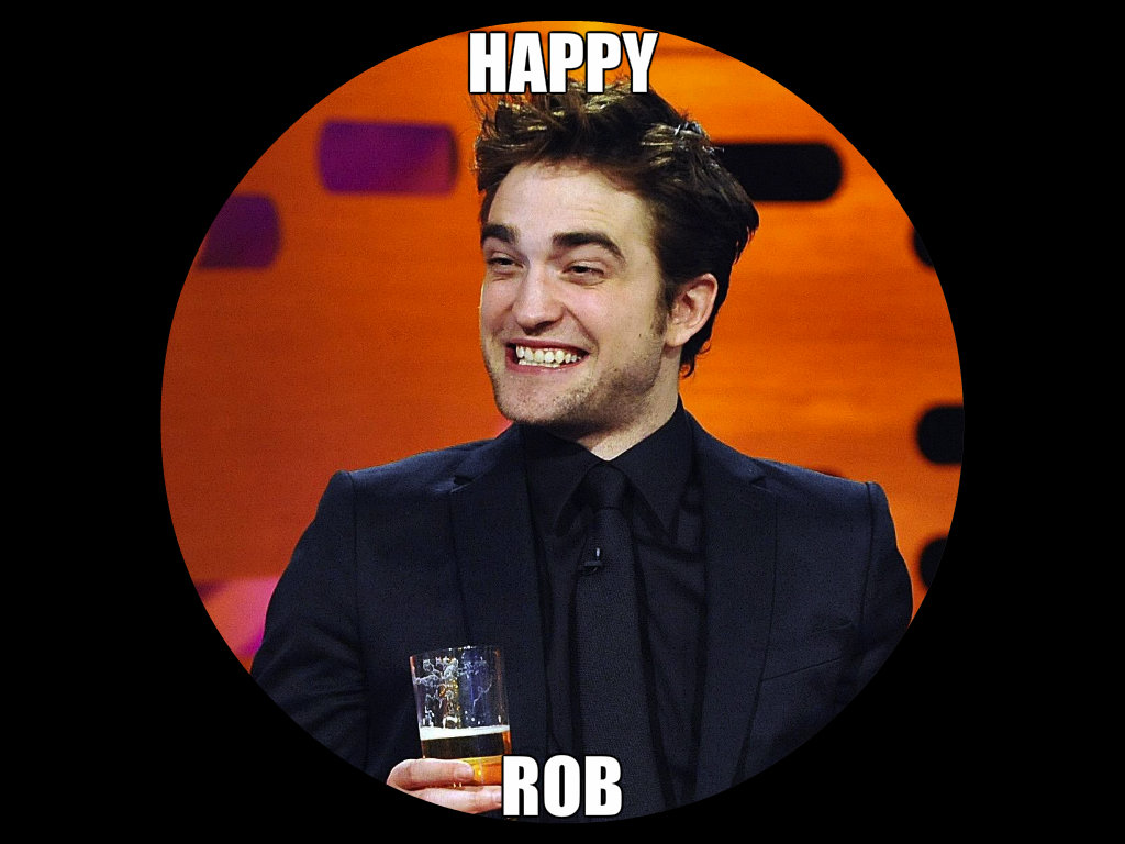 Rob Meme - Robert Pattinson Fan Art (33165954) - Fanpop