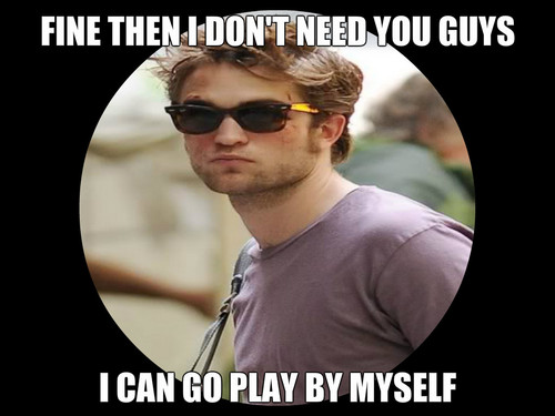 Robert Pattinson kertas dinding containing sunglasses entitled Rob Meme