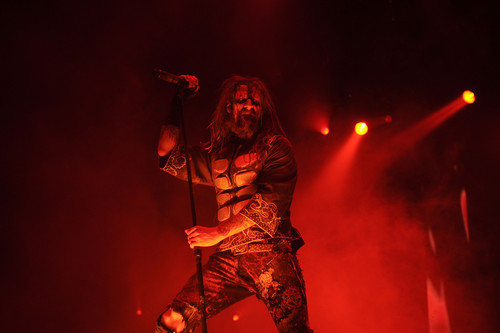 Rob Zombie perform at O2 Arena in 런던 (2012.11.26.)