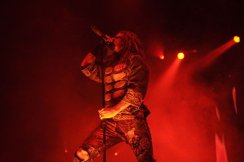 Rob Zombie perform at O2 Arena in লন্ডন (2012.11.26.)