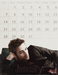 Robert Pattinson 2013 Calender