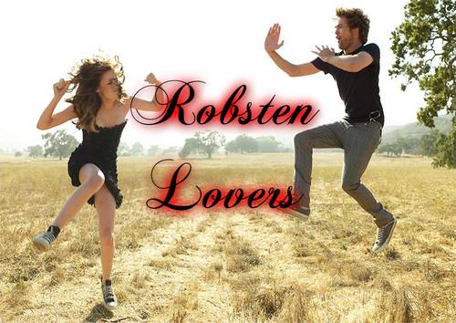 Robsten amoureux