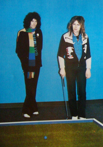 Roger and Brian