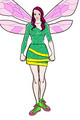 Roxy - winx-club-roxy fan art