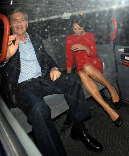 Royals Attend Pippa Middleton's Book Launch