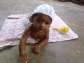 SAI SARAN - babies photo