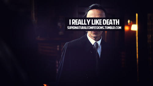 SPN confessions!