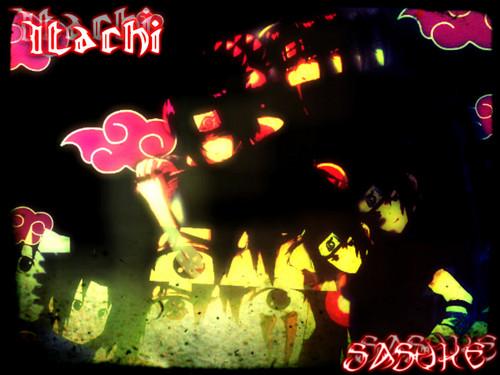 Sasuke && Itachi