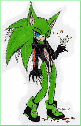 Scourgie