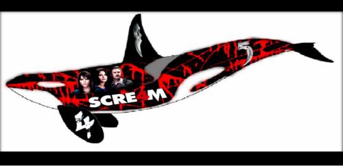 Scre4m Killer ikan paus, paus