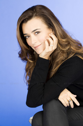 Cote de Pablo پیپر وال probably with a well dressed person and a business suit called Season Ten