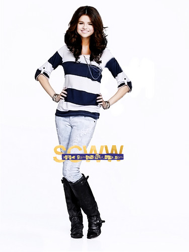 Selena Gomez Wizards of Waverly Place Season 4 EXCLUSIVE Shoot!!!