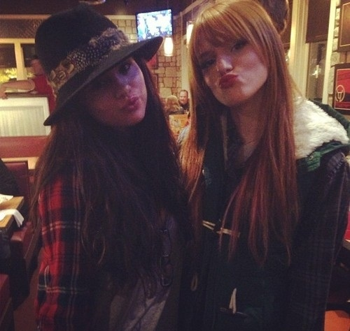 Selena - Personal photos (Social networks)