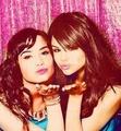 Selena and Demi