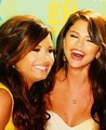Selena and Demi  - selena-gomez-and-demi-lovato photo