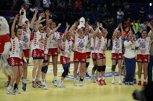 Serbia women's national handball team