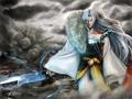 Sesshomaru - inuyasha fan art