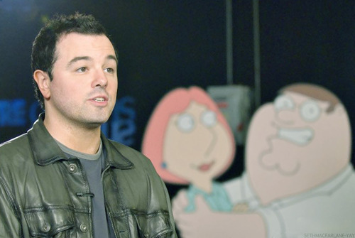 Seth MacFarlane wallpaper probably containing a green beret and fatigues titled Seth MacFarlane