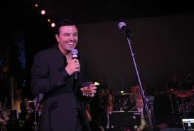 Seth MacFarlane singing