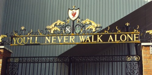 Shankly gate - liverpool-fc Photo