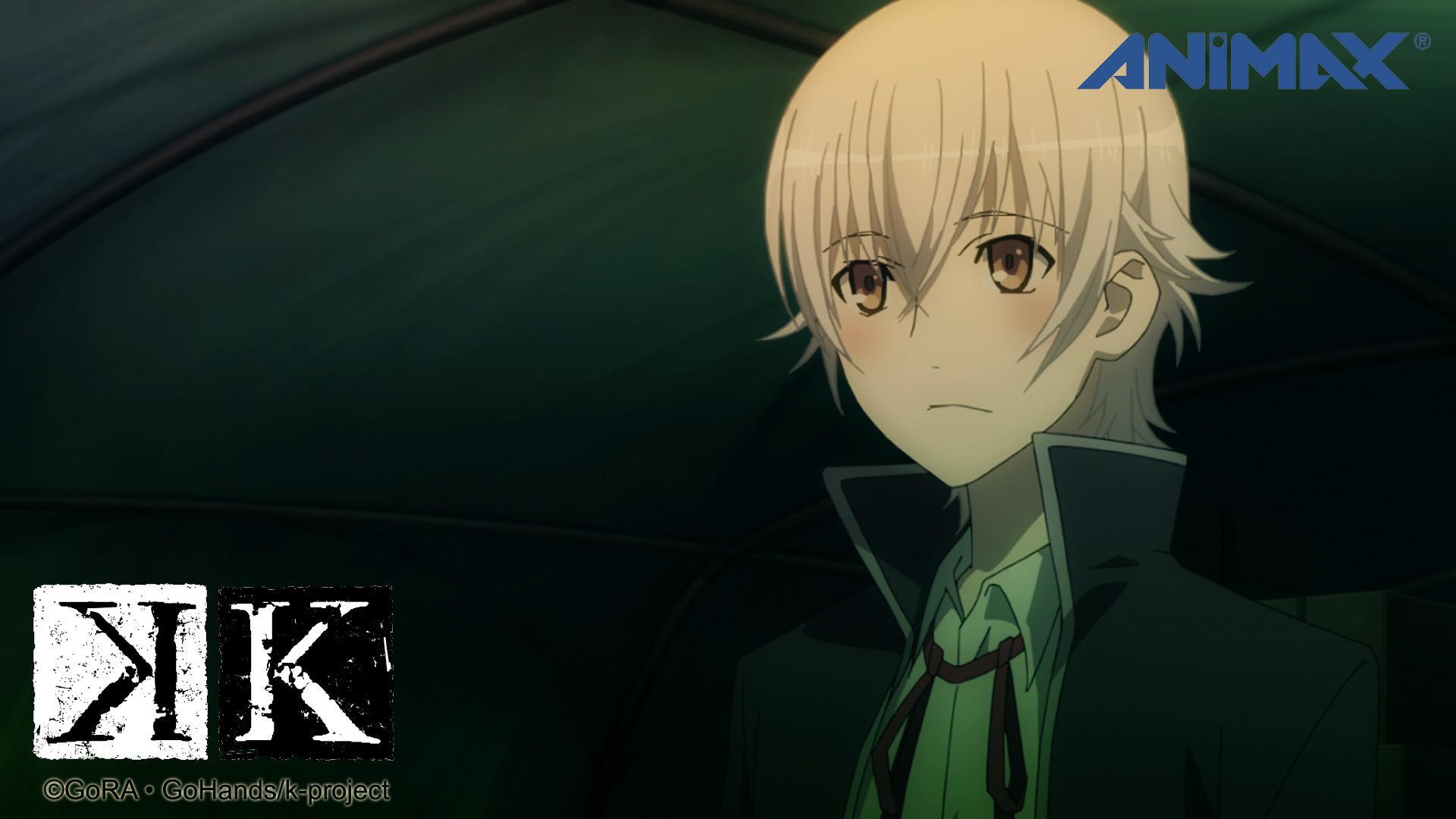 K Anime Characters Shiro : Shiro chan k wallpaper  fanpop