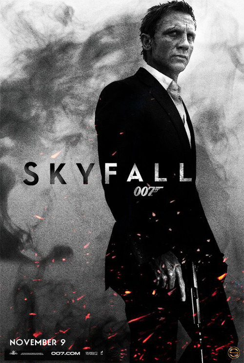 Skyfall - Skyfall Fan Art (33141802) - Fanpop