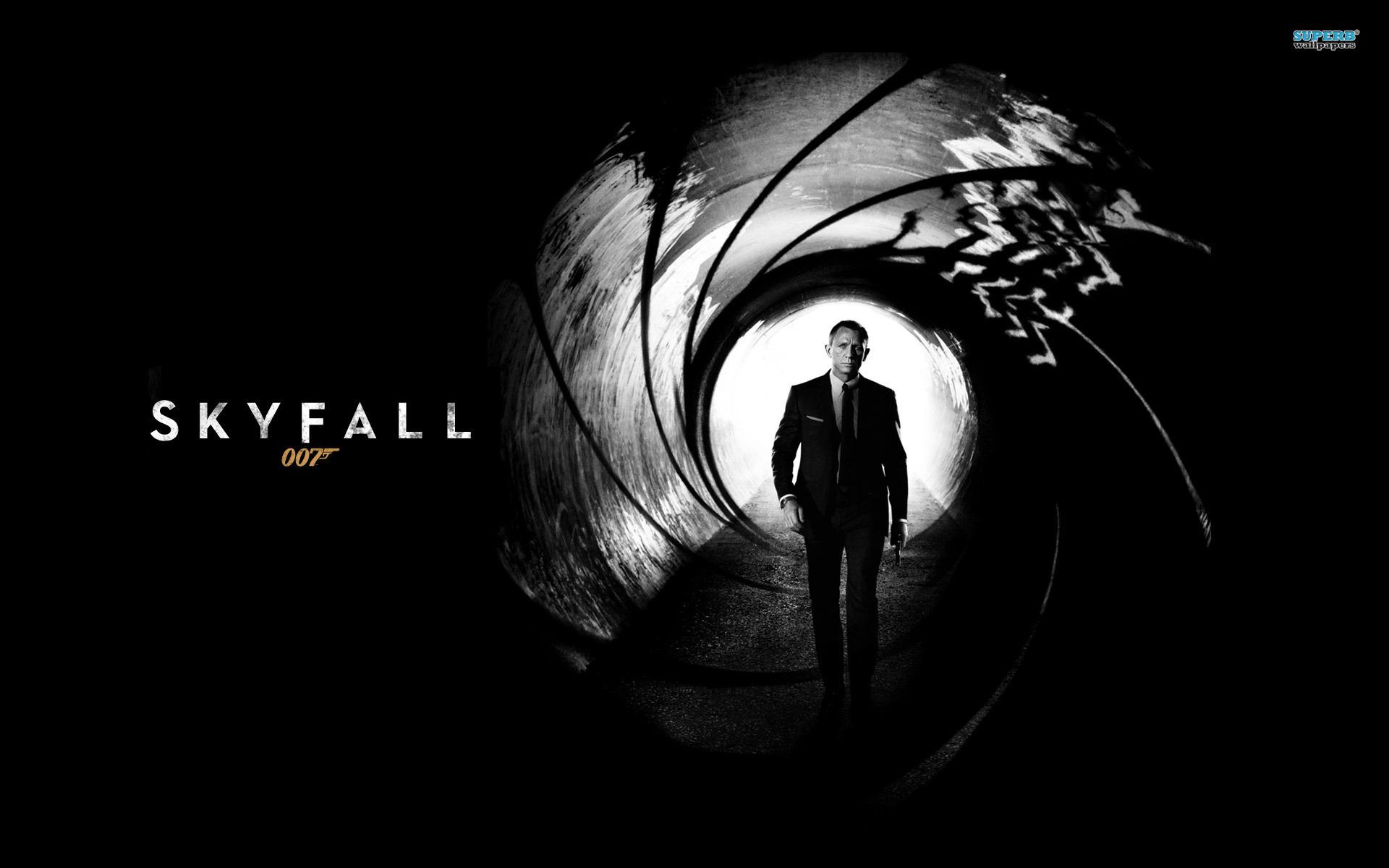 James Bond 007 Skyfall Windows 7 Theme  Download  CHIP