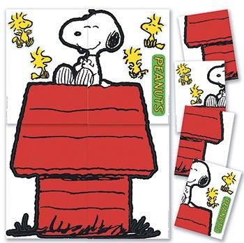 Snoopy Bulletin Set