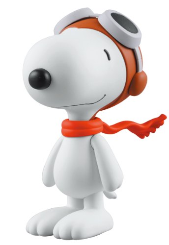Snoopy action figure