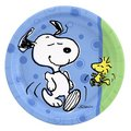 Snoopy party plate - snoopy photo