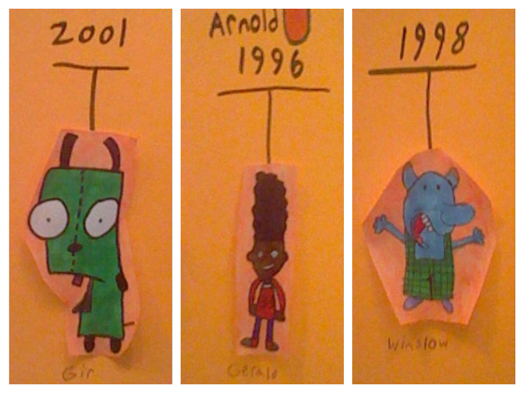 Some Pics from My Nickelodeon Timeline