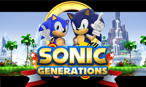 Sonic the Hedgehog wallpaper called Sonic generations