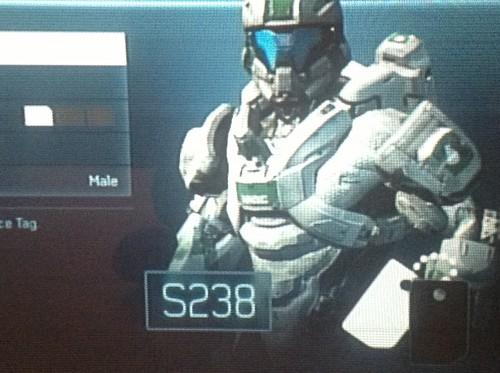 Spartan 238 (my Halo 4 spartan)