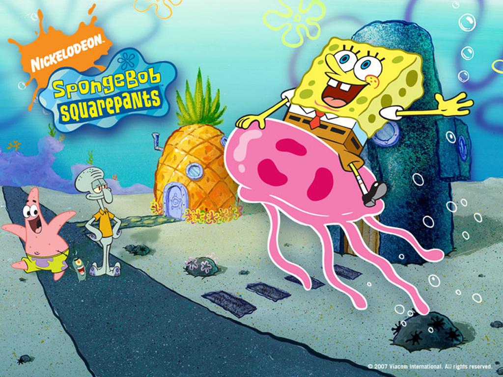 Spongebob squarepants spongebob wallpaper