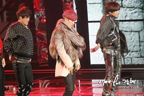 Super Junior @Gayo Daejun 2012