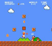 Super Mario Bros gameplay