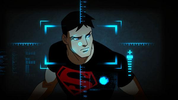 Cute Hot Cartoon Boys Superboy Young JusticeYoung Justice Superboy Wallpaper