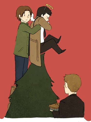 スーパーナチュラル クリスマス