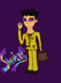 Swindle the Salesmen (Colored)