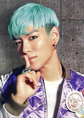 Kpop wallpaper called TOP