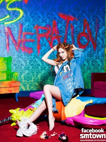 The 4th Album 'I got a Boy' Teaser Image || Jessica