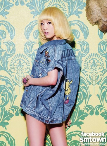 The 4th Album 'I got a Boy' Teaser Image || Taeyeon