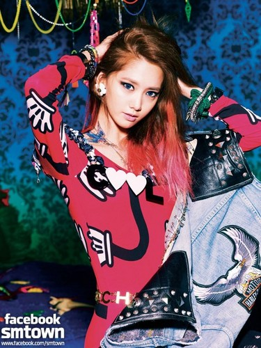 The 4th Album 'I got a Boy' Teaser Image    Yoona