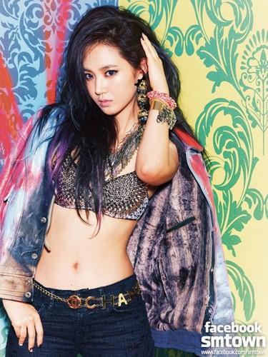 The 4th Album 'I got a Boy' Teaser Image || Yuri